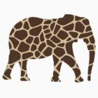 elephant by Chasingbart