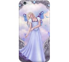 Opal Birthstone Fairy iPhone Case/Skin
