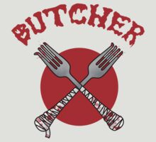 The Butcher by DDTees