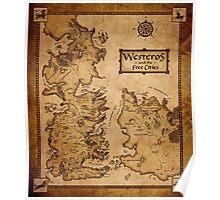 Seven Kingdoms Poster