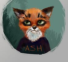 Ash Circle by xtotemx