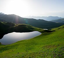 Two lakes by boyur