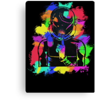 Coldplay - Color Is Crime Canvas Print