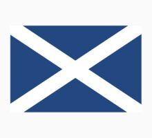 Scottish Flag by sweetsixty