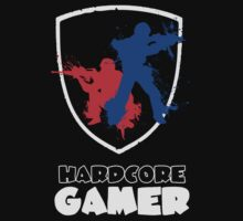 Hardcore Gamer by pharmacist89