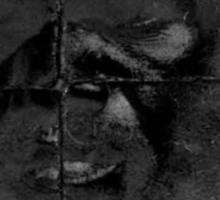 Death Grips - Black Google Album Art Sticker