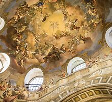 Austrian National Library - Vienna by Alexandra Vaughan Photography