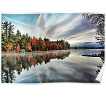 Highland Lake - Bridgton, Maine Poster