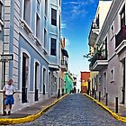Old San Juan by cclaude