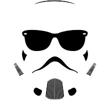 stormtrooper cool  by redwane