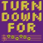 TURN DOWN FOR ...wat. by et2brute