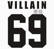 VILLAIN 69 by Kaymin Dixon