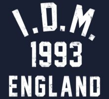 I.D.M. by ixrid
