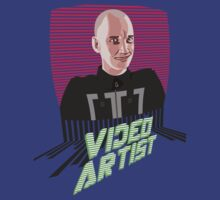 Knox Harrington, The Video Artist by ASCreative