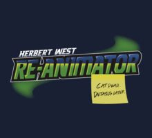 Re-animator Logo by samRAW08
