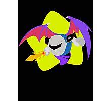 Super Smash Bros Meta Knight Photographic Print