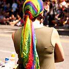 Watching Pride by Rae Tucker