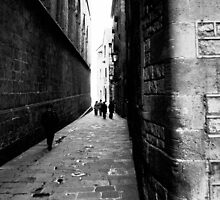 Narrow Cobblestones by James2001