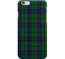 00043 Austin Clan Tartan  iPhone Case/Skin