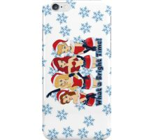 What a Bright Time! iPhone Case/Skin