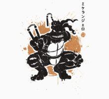 Nunchaku Warrior by Olipop