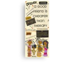 Good Friends Canvas Print