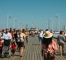 Sopot Pier by PatiDesigns