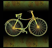 The Tattoo Bycicles-  Springtime Tattoo by DreaMground