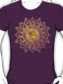 Decorative Indian Sun  T-Shirt