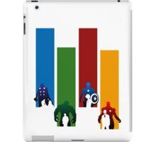 Heroes!! iPad Case/Skin