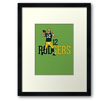 Rodgers Framed Print