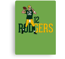 Rodgers Canvas Print