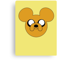 Jake the mouse Canvas Print