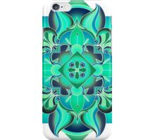 Pop Mandala iPhone Case/Skin