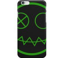 Fun Ghoul Black and Green iPhone Case/Skin