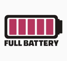 Full battery by Designzz