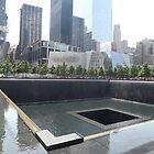 9/11 Memorial, Lower Manhattan, New York City by lenspiro