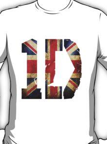 1D British T-Shirt