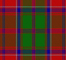 00061 Grant (Official) Clan Tartan  by Detnecs2013