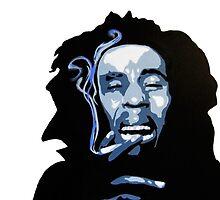Bob Marley by Michael John