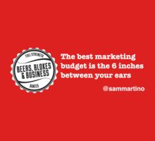 Marketing Budget... by sportsgeek