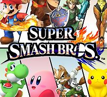 Smash Bros by closfrank