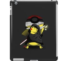 Join The Dark Side With Darth Pika iPad Case/Skin