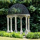Gazebo in the Garden    ^ by ctheworld