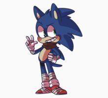 Sonic Boom Sonic the Hedgehog Sticker by Komoroshi