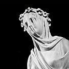 Veiled Vestal Virgin by dansLesprit