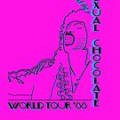S. Chocolate World Tour by SholoRobo