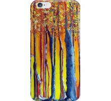 In the shadow of a poplar tree iPhone Case/Skin