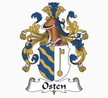 Osten Coat of Arms (German) by coatsofarms