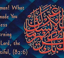 what has made you careless concerning Lord by HAMID IQBAL KHAN